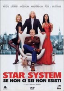 Star system. Se non ci sei non esisti di Robert B. Weide - DVD