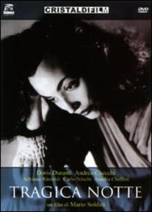 Tragica notte di Mario Soldati - DVD