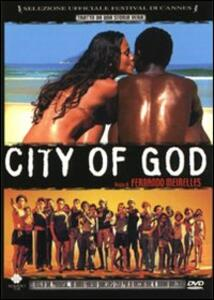 City Of God di Fernando Meirelles - DVD