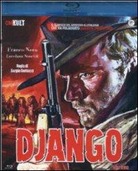 Cover Dvd Django (Blu-ray)
