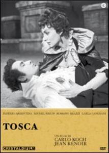 Tosca di Carlo Koch,Jean Renoir - DVD