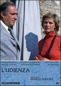 Cover Dvd udienza (DVD)