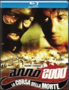 Anno 2000. La corsa della morte di Paul Bartel - Blu-ray