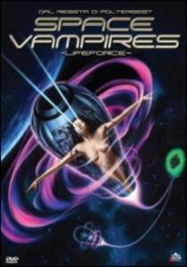 Space Vampires di Tobe Hooper - DVD