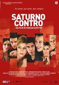 Cover Dvd Saturno contro (DVD)