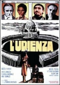 Cover Dvd udienza (Blu-ray)