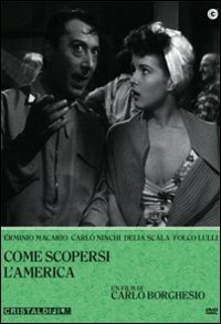 Cover Dvd Come scopersi l'America (DVD)