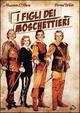 Cover Dvd DVD I figli dei moschettieri