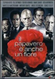 Il papavero è anche un fiore di Terence Young - DVD