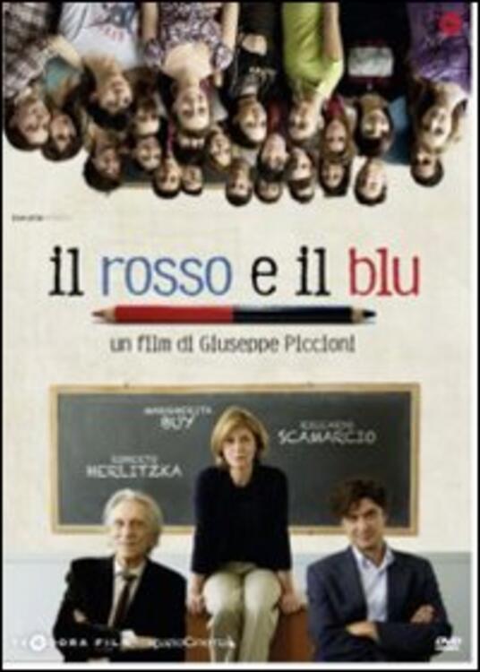 Il rosso e il blu di Giuseppe Piccioni - DVD