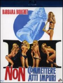 Non commettere atti impuri di Giulio Petroni - Blu-ray