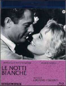 Le notti bianche di Luchino Visconti - Blu-ray