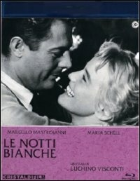 Cover Dvd notti bianche (Blu-ray)