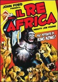 Locandina Il re dell'Africa