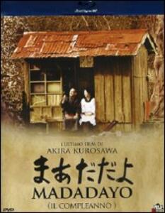 Madadayo. Il compleanno di Akira Kurosawa - Blu-ray
