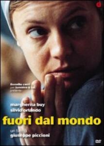 Fuori dal mondo di Giuseppe Piccioni - DVD