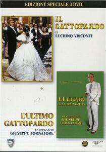 Il gattopardo. Edizione speciale (DVD) di Luchino Visconti,Giuseppe Tornatore - DVD