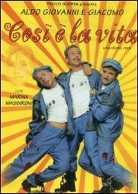 Cover Dvd Così è la vita (DVD)