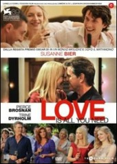 Copertina  Love is all you need [DVD]