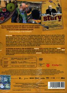Slow Food Story di Stefano Sardo - DVD - 2