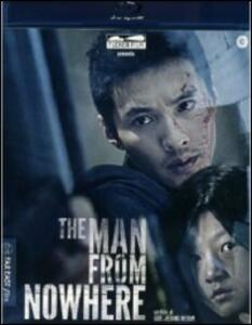 The Man From Nowhere di Jeong-beom Lee - Blu-ray