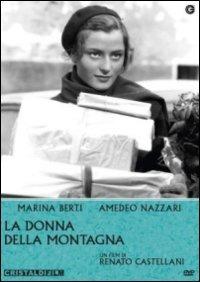 Cover Dvd donna della montagna (DVD)