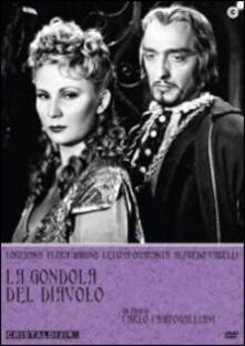 La gondola del diavolo di Carlo Campogalliani - DVD