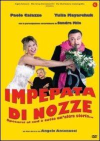 Cover Dvd Impepata di nozze (DVD)