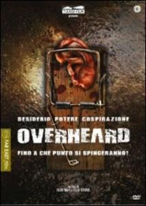 Overheard di Felix Chong,Alan Mak - DVD