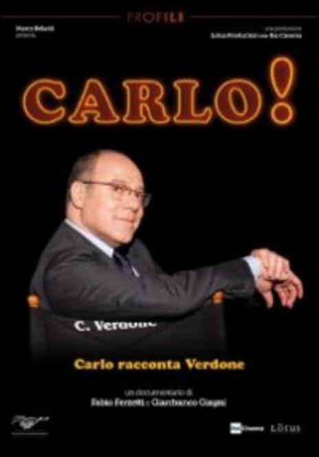 Carlo! di Gianfranco Giagni,Fabio Ferzetti - DVD