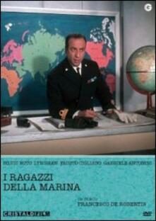 Ragazzi della Marina di Francesco De Robertis - DVD