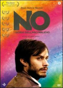 NO. I giorni dell'arcobaleno di Pablo Larraín - DVD