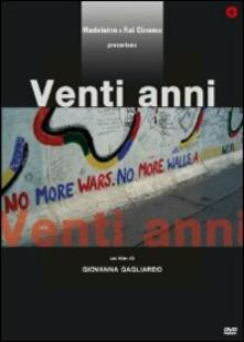 Venti anni di Giovanna Gagliardo - DVD