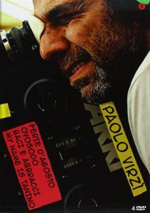 Paolo Virzì (4 DVD) di Paolo Virzì
