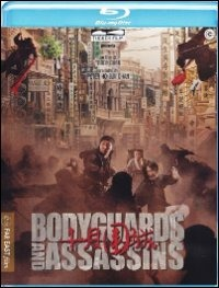 Cover Dvd Bodyguards and Assassins (Blu-ray)