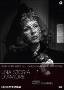 Una storia d'amore di Mario Camerini - DVD