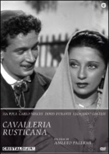 Cavalleria rusticana di Amleto Palermi - DVD