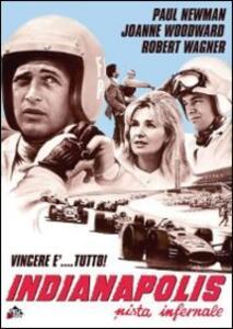 Indianapolis, pista infernale di James Goldstone - DVD