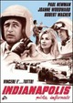 Cover Dvd DVD Indianapolis, pista infernale