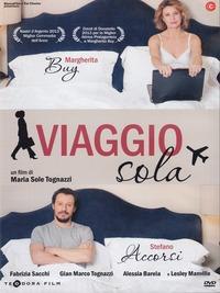Cover Dvd Viaggio sola (DVD)