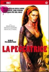 La peccatrice di Pier Ludovico Pavoni - DVD