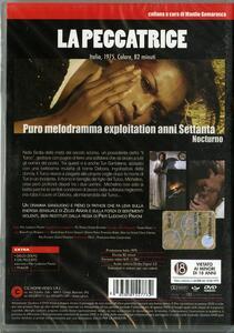 La peccatrice di Pier Ludovico Pavoni - DVD - 2