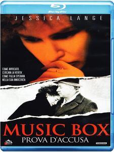 Music Box. Prova d'accusa di Costa-Gavras - Blu-ray