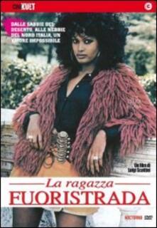 La ragazza fuoristrada di Luigi Scattini - DVD