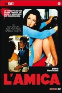 L' amica di Alberto Lattuada - DVD
