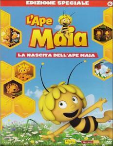 L' ape Maia. La nuova serie. La nascita dell'ape Maia - DVD