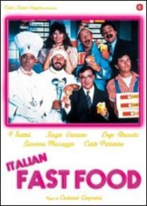Italian Fast Food di Lodovico Gasparini - DVD