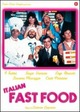 Cover Dvd Italian Fast Food