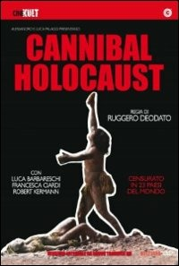 Cover Dvd Cannibal Holocaust (Blu-ray)