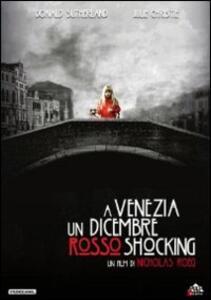 A Venezia... un dicembre rosso shocking di Nicolas Roeg - DVD